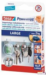 Plastry samoprzylepne TESA POWERSTRIPS duże kpl 10sztuk 58000-00132-01
