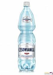 Woda Cisowianka lekko gazowana 1,5 litra
