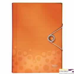 Teczka-organiz.BEBOP pomarańcz 45800045 LEITZ