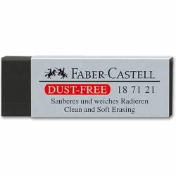 Gumka DUST-FREE czarna FC187121 FABER CASTLE