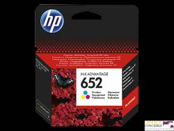 Tusz HP 652 (F6V24AE) kolor 200str 1115/2135/2136/3635/3835/4675