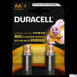 Bateria DURACELL BASIC LR6/AA (2) _4520112