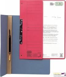Skoroszyt hak.1/2 A4 E22451 GN zielony