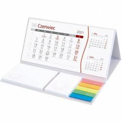 Kalendarz z notesem KB 064 B-szary WOKÓŁ NAS