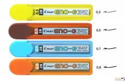 Grafity 0,7 mm ENO G  2B PIPL-7ENOG-2B PILOT