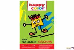 Blok techniczny kolor 170g A3 HAPPY COLOR 3550 3040-09