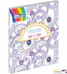 Książka do kolorowania Fiorello MIND&SPIR 150-1385 KW TRADE