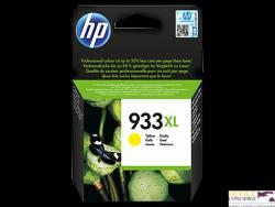 Tusz HP 933XL (CN056AE) żółty 825str