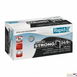 Zszywki RAPID Super Strong 24/8+ 5M 24860100
