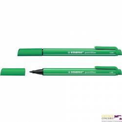 Cienkopis STABILO pointMAX zielony 488/36 STABILO