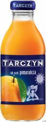 TARCZYN sok POMARAŃCZOWY 300ml butelka szkło