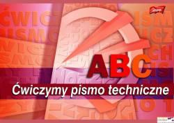 Blok pisma technicznego A4 6kartek UNIPAP