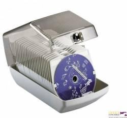 Pudełko na 40_CD jasnoszare ESSELTE 90954