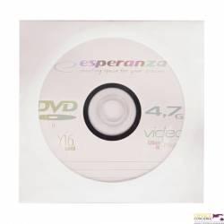 DVD-R ESPERANZA 4,7GB x16 - koperta 1 1114