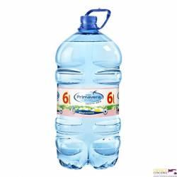 Woda Primavera niegazowana 6 litrów, butelka PET