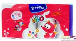 Papier toal.GRITE N VIVO   (8) DECO/519
