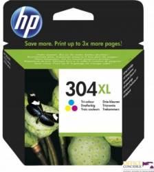 Tusz HP 304XL (N9K07AE) kolor 300str