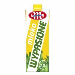 Mleko Mlekovita WYPASIONE UHT 2% 1 litr