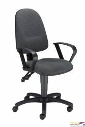 Fotel WEBSTAR ERGON 2L EF019 czarny NOWY STYL