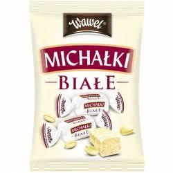 Cukierki WAWEL Michałki z Wawelu białe 1kg
