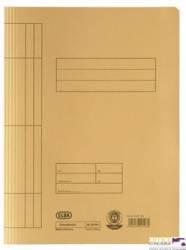 Skoroszyt kartonowy ELBA żółty 100090778