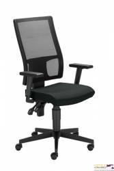 Krzesło obrotowe TAKTIK Mesh Ergon2L R19T granatowy/czarny