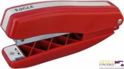 Zszywacz 910B 24-26/6 czerwony 10k EAGLE  110-1243