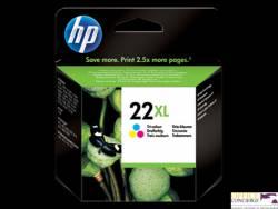 Tusz HP 22XL (C9352CE) kolor 415str 3910/3915/3920/3930/3940/2288
