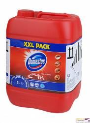 Płyn do mycia WC DOMESTOS 5l Red power