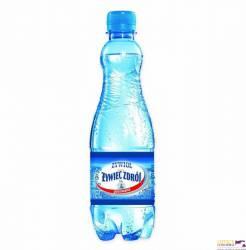 Woda Żywiec Zdrój mocno gazowana 0,5 litra