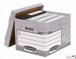 Pudło na archiwa FELLOWES R-KIVE FastFold 10szt. 00810-FFEU