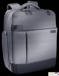 """Plecak SMART na laptop 15.6"""" srebrno-szary LEITZ 60170084"""