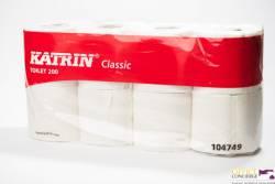 Papier toaletowy Katrin Classic Toilet 200, 2 warstwy celuloza 104749/ 476154