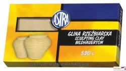 Glina rzeźbiarska 0.52 kg ASTRA 83810900