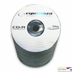 Płyty CD-R ESPERANZA SILVER SZPINDEL 100szt 2001
