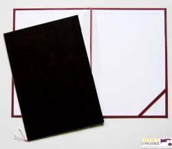 Okładka na dyplom czarna WARTA 1824-339-048