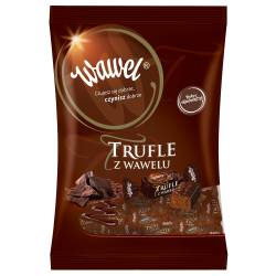 Cukierki WAWEL trufle czekoladowe z Wawelu 1kg