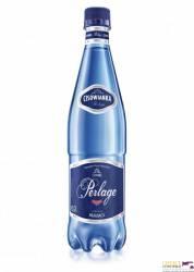 Woda Cisowianka Perlage gazowana 0,7 litra butelka PET