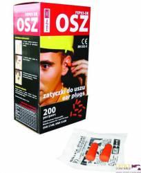 Zatyczki przeciwhałasowe OSZ P    (200) REIS