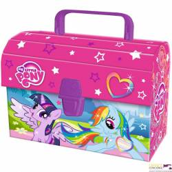 Kuferek kartonowy,oklejany ML PONY MY LITTLE PONY  *0667 ST.MAJEW