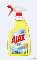 Płyn do mycia szyb AJAX 500 ml LEMON z rozpylaczem
