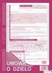 510-1 Umowa o dzieło MICHALCZYK&PROKOP A4 40 kartek