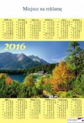 Kalendarz jednop.P11 WODOSPAD BESKIDY