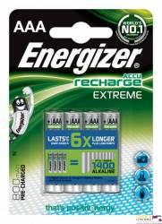Bateria akumulatorek ENERGIZER HR03 AAA (4szt) 800mAh