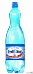Woda Żywiec Zdrój mocno gazowana 1,5 litra