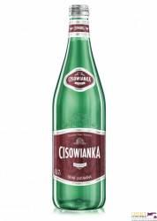 Woda Cisowianka silnie gazowana 0,7 litra szkło