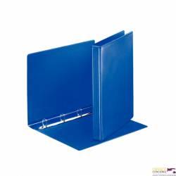 Segregator PANORAMA A4 4DR/20 38mm niebieski ESSELTE 49757