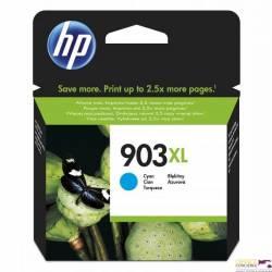 Tusz HP 903XL (T6M03AE) niebieski 825str