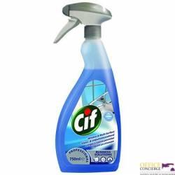 Płyn do mycia szyb CIF 750 ml 7518650 Window&multisurface cleaner