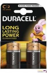 Bateria Basic C/LR14 K2 (2szt.) DURACELL 4520113